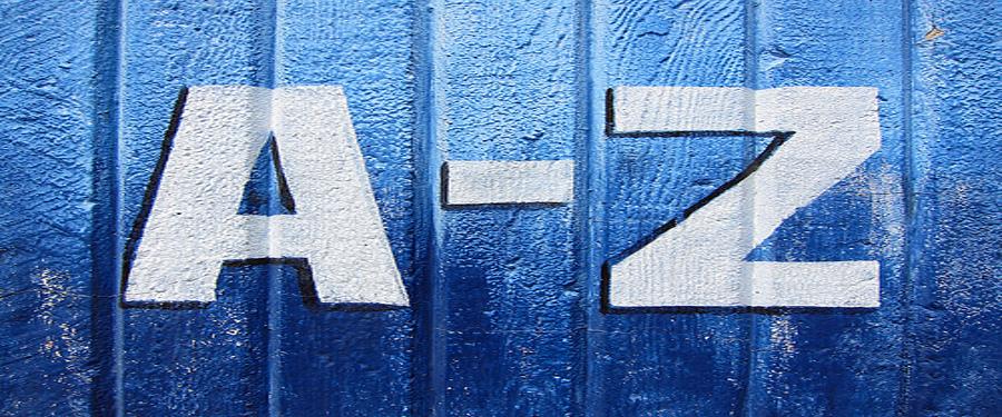 a-z-wide